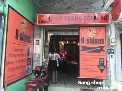 Sang gấp Shop Thời Trang Công Sở Quận Thủ  Đức Giá Cực Rẻ