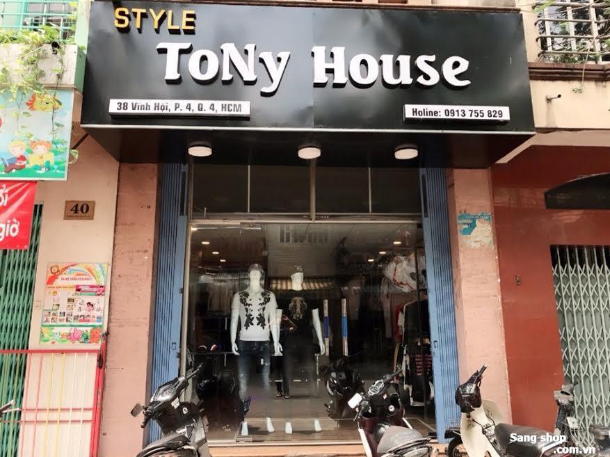 Sang gấp shop thời trang mới khai trường