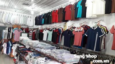 Sang gấp shop thời trang nam đường Nguyễn Thị Định
