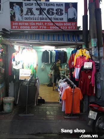 Sang Gấp Shop Thời Trang Nam Giá Rẻ