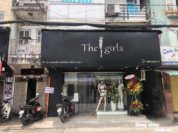 Sang Gấp Shop thời trang Nữ Quận 3