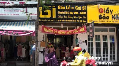 Sang gấp shop thời trang nữ Quận Tân Bình