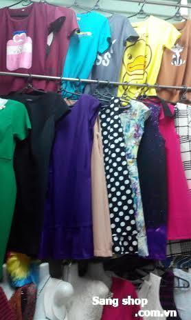 Sang gấp shop thời trang Quận 7