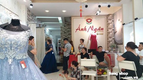 Sang gấp tiệm áo cưới thương hiệu, nổi tiếng