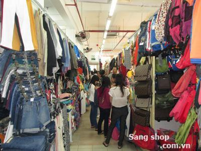 Sang hoặc cho thuê mặt bằng kinh doanh túi xách trong SaiGon Quare Q.1
