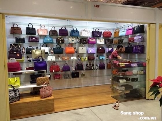Sang Kiốt đôi shop thời trang TTTM SG Square 3