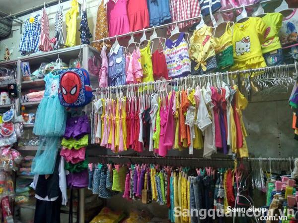 Sang Kiốt Quần áo Chợ Linh Trung, quận Thủ Đức