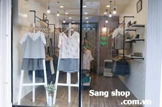 Sang lại MB đang kinh doanh shop quần áo thiết kế