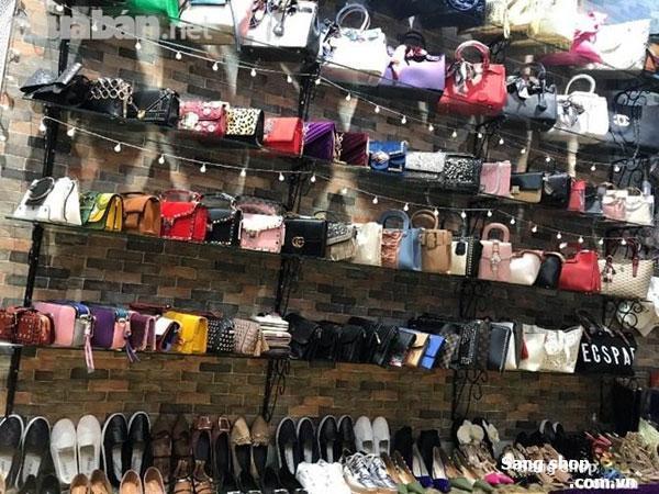 Sang lại shop thời trang MT đường Bùi Đình Túy