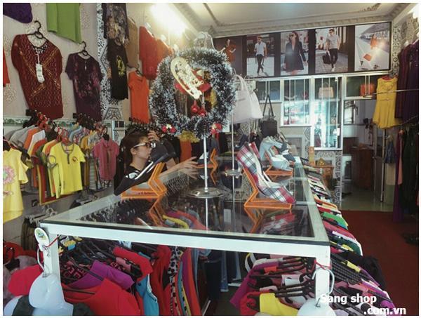Sang lại shop thời trang nữ & em bé quận Tân Phú