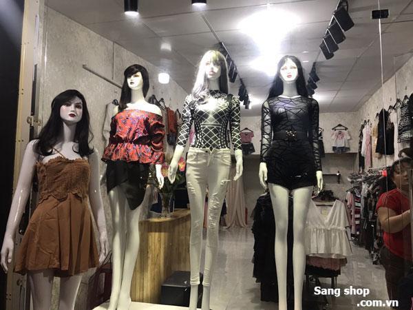 sang lại shop thời trang nữ cao cấp đang kinh doanh tốt