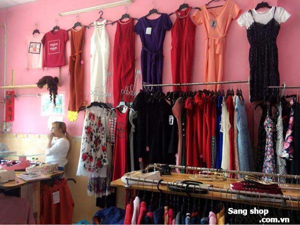Sang Shop thời trang nữ đã hoạt động 3 năm