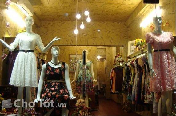 Sang lại shop thời trang Quận Phú Nhuận
