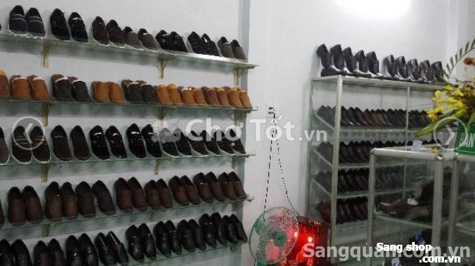 Sang lại tiệm giầy dép Quận Bình Tân