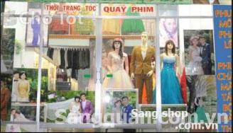 Sang mặt bằng hoặc sang tiệm áo cưới hoạt động lâu năm