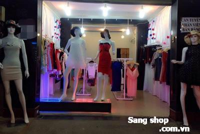 Sang Mặt Bằng Hoặc shop thời trang Nữ quận Bình Tân