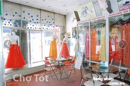 Sang mặt bằng hoặc toàn bộ studio áo cưới