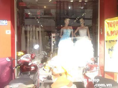 Sang mặt bằng kinh doanh Quận Phú Nhuận