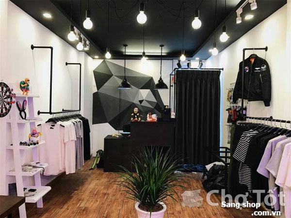 Sang mặt bằng Kinh Doanh Shop Thời Trang