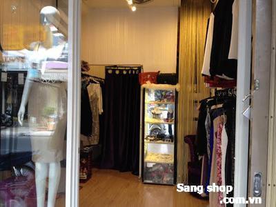 Sang shop nhà nguyên căn 7,5 triệu/tháng Nguyễn Thượng Hiền q.3