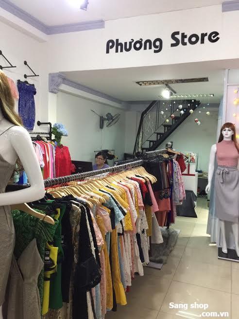 Sang Mặt bằng shop đường Quang Trung