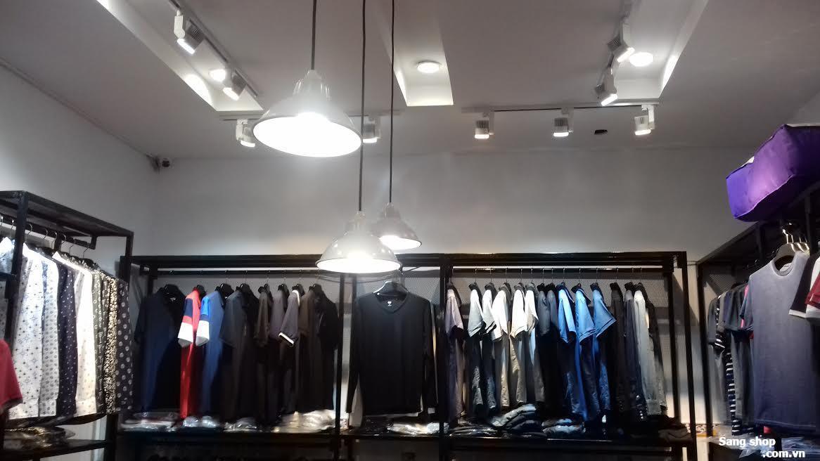 Sang mặt bằng shop đường Trần Hưng Đạo