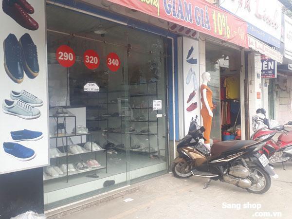 Sang mặt bằng Shop hoặc sang Shop mặt tiền quận 7