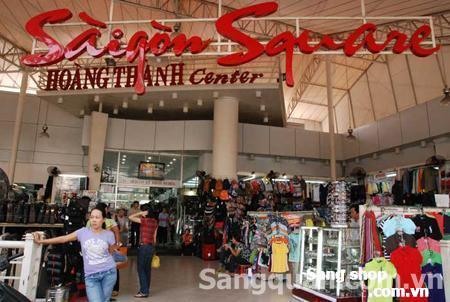 Sang mặt bằng shop khu Saigon Square