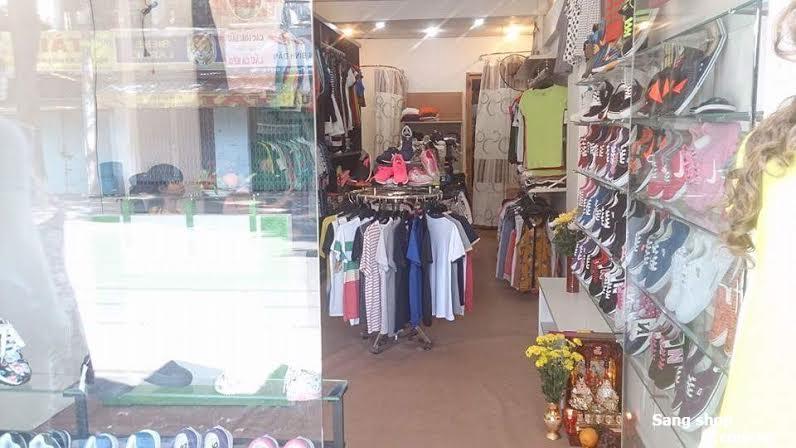 Sang Mặt bằng Shop quần áo Gò Vấp