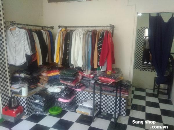 Sang mặt bằng Shop thời Trang Đường Cống Quỳnh, Quận 1