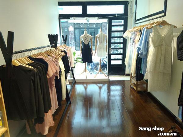 Sang mặt bằng Shop TT Cao cấp, đường Hoa Lan