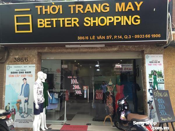 Sang Shop Thời Trang đường Lê Văn Sỹ hoặc quần áo thời trang thiết kế nam-nữ