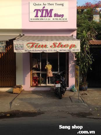 Sang MB hoặc shop thời trang giá rẻ Quận 6