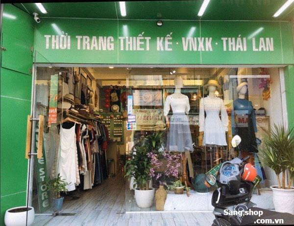 Sang MB shop đang kinh doanh quận Phú Nhuận