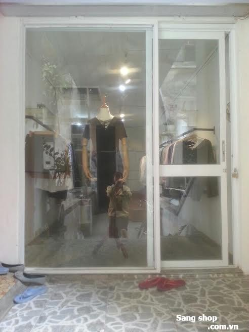 Sang MB Shop Decor sẵn Khu CC Tôn Thất Đạm