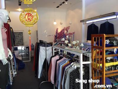Sang MB shop quần áo Quận Phú Nhuận