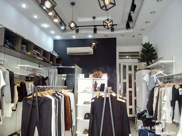 Sang MB shop Thời Trang Nữ trung tâm quận 3