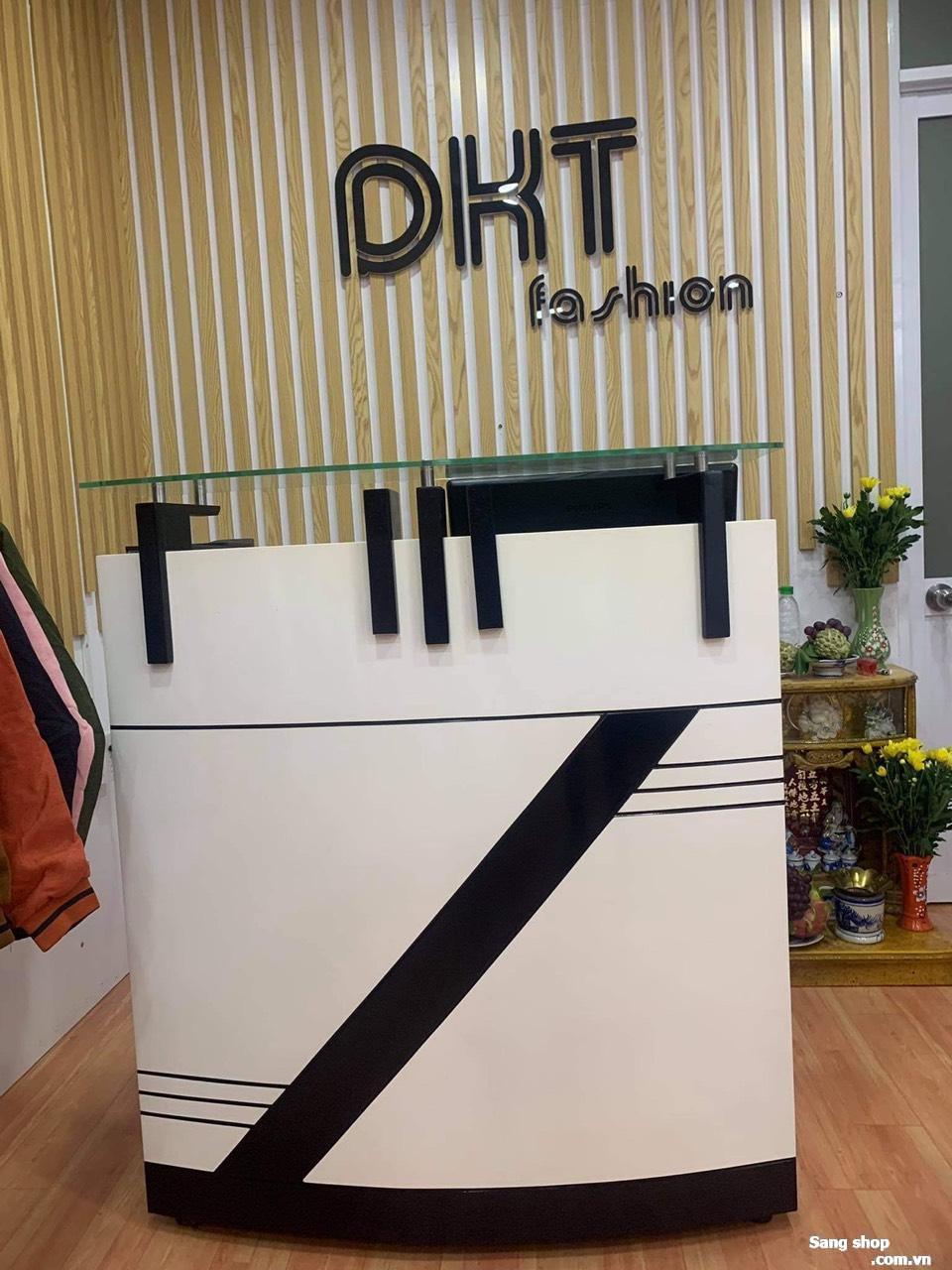 Sang MB Shop thời trang Quận 6