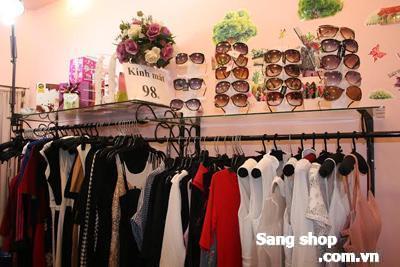 Sang MB shop thời trang Quận Phú Nhuận