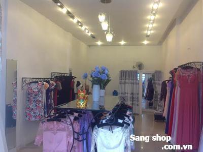sang nhượng mặt bằng shop quận Phú Nhuận