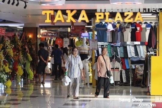 Sang nhượng shop tại Taka Plaza – Sense Market , Quận 1