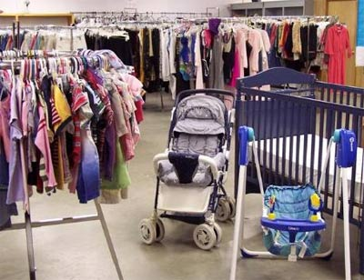 Sang nhượng shop thời trang Baby