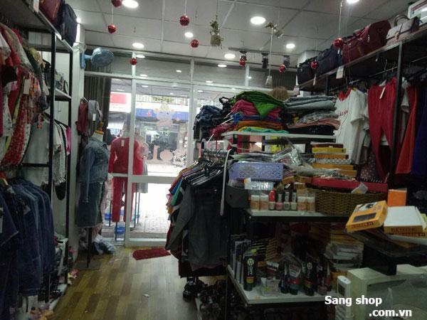 Sang nhượng shop thời trang kinh doanh lâu năm đã có Thương Hiệu