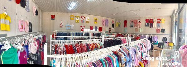 Sang nhượng Shop Thời trang Trẻ em tại Trại Mát, Đà Lạt.
