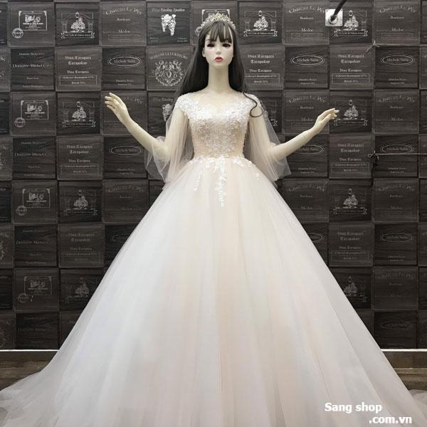 Sang nhượng thương hiệu áo cưới may & bán hoạt động 7 năm