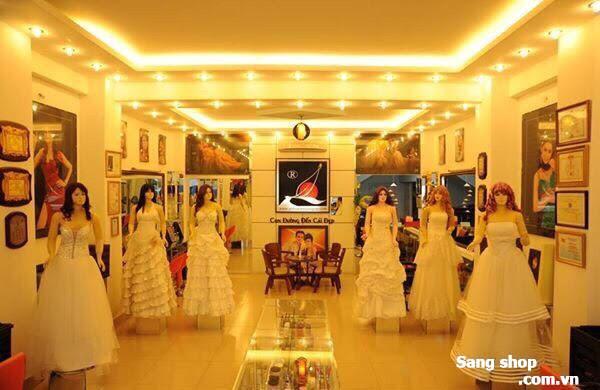 Sang nhượng tiệm Áo cưới - Spa khu Visip Bình Dương