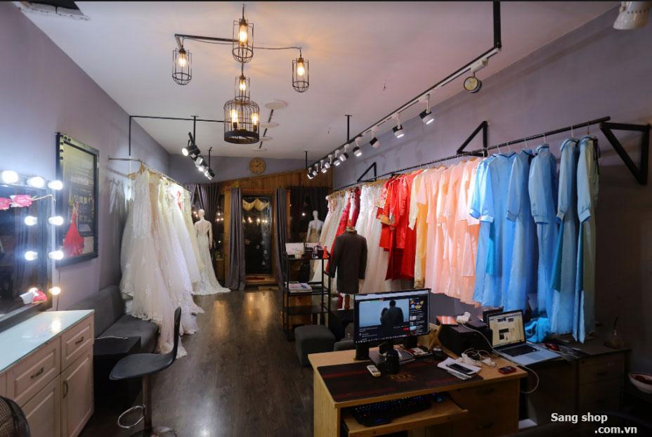 Sang nhượng toàn bộ tiệm áo cưới
