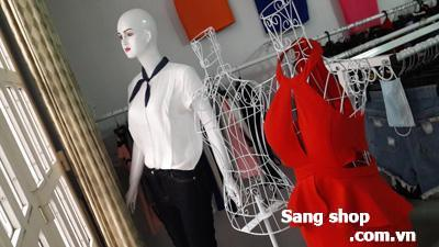 Sang quần áo shop giá hữu nghị quận 8