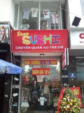 Sang quần áo trẻ em Quận Đống Đa, Hà Nội