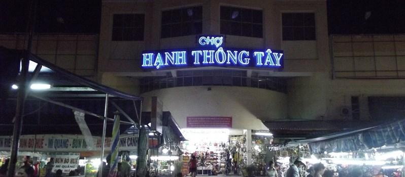 Sang sạp thời trang quận Gò Vấp